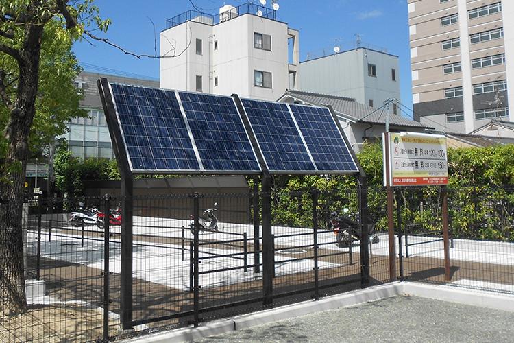 環境・地域貢献としての駐車場づくり